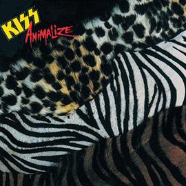 KISS - アニマライズ[紙ジャケ]