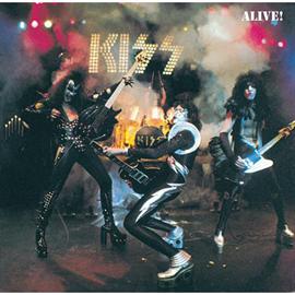 KISS - アライヴ!~地獄の狂獣[紙ジャケ]