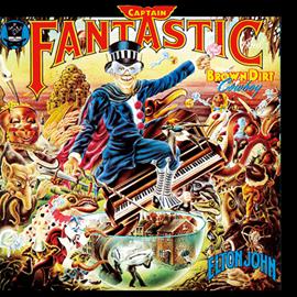 エルトン・ジョン - キャプテン・ファンタスティック+16<デラックス・エディション>