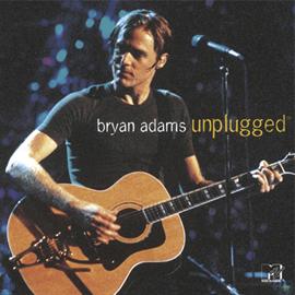 ブライアン・アダムス - MTV アンプラグド+2