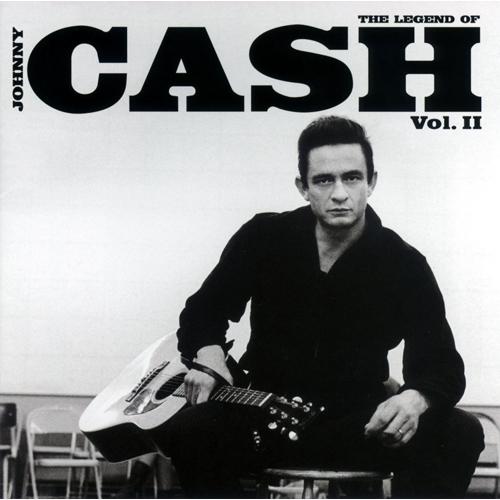 ザ・レジェンド・ジョニー・キャッシュVOL.2[CD] - ジョニー ...