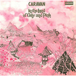 キャラヴァン - グレイとピンクの地