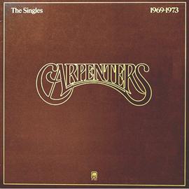 カーペンターズ - シングルス 1969~1973 [SA-CD~SHM仕様]