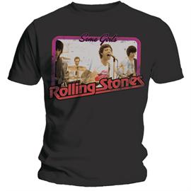 ザ・ローリング・ストーンズ - ROLLING STONES/M/PHOTO RETRO