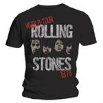 ザ・ローリング・ストーンズ - ROLLING STONES/M/WORLD TOUR STENCIL