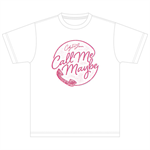 CALL ME MAYBE CIRCLE TEE[Tシャツ][S]