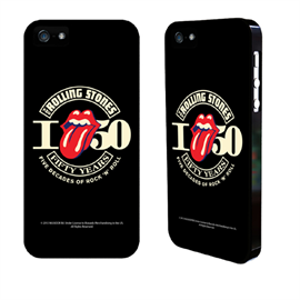 ザ・ローリング・ストーンズ - I Tongue 50 iPhone 5 Case [iPhone 5ケース]