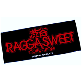 SPICY CHOCOLATE - RAGGA SWEET COLLECTION フェイス・タオル
