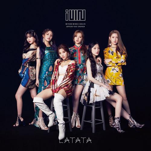 LATATA [通常盤][CD] - (G)I-DLE...