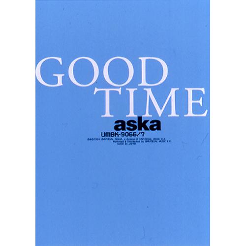 ASKA CONCERT TOUR 「GOOD TIME...