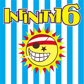 INFINITY 16 - BLUE COVER