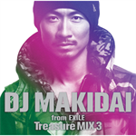 DJ MAKIDAI - Treasure MIX 3