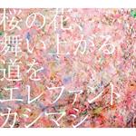 エレファントカシマシ - 桜の花、舞い上がる道を