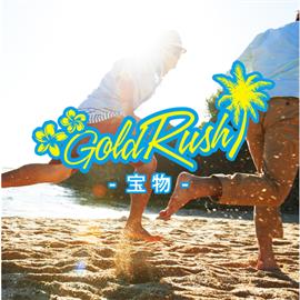 GOLD RUSH - 宝物