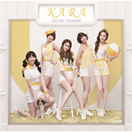KARA - GO GO サマー! [国内盤]