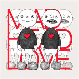 米津玄師 - MAD HEAD LOVE / ポッピンアパシー