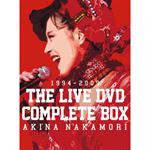 中森明菜 - 中森明菜 THE LIVE DVD COMPLETE BOX