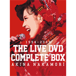 中森明菜 - 中森明菜 THE LIVE DVD COMPLETE BOX