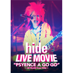 hide - LIVE MOVIE'PSYENCE A GO GO' ~20YEARS from 1996~