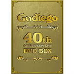 Godiego - Godiego 40th Anniversary Live DVD BOX
