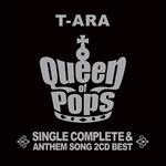 T-ARA - T-ARA SINGLE COMPLETE & ANTHEM SONG 2CD BEST「Queen of Pops」