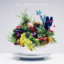 Mrs. GREEN APPLE - Variety