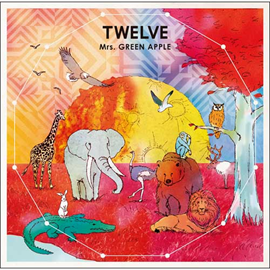Mrs. GREEN APPLE - TWELVE