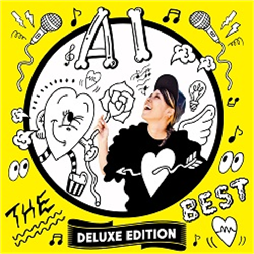 the best deluxe edition cd ai universal music japan