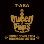 T-ARA SINGLE COMPLETE & ANTHEM SONG 2CD BEST「Queen of Pops」