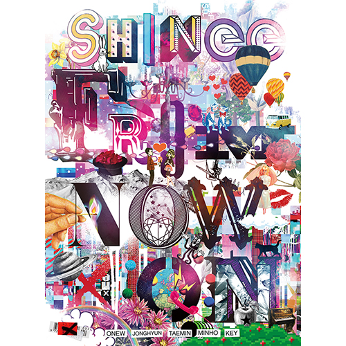 shinee the best from now on 完全初回生産限定盤a cd blu ray