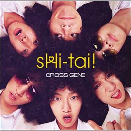 CROSS GENE - Love & Peace/sHi-tai!