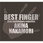 中森明菜 - BEST FINGER-25th anniversary selection
