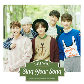 SHINee - Sing Your Song