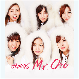 Apink - Mr. Chu(On Stage)~Japanese Ver.~