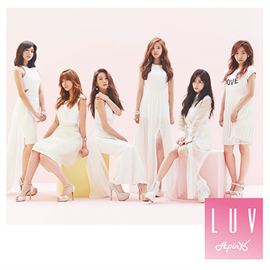 Apink - LUV -Japanese Ver.-