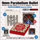 9mm Parabellum Bullet - 反逆のマーチ / ダークホース / 誰も知らない / Mad Pierrot