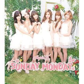 Apink - SUNDAY MONDAY(Japanese ver.)