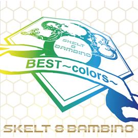 SKELT 8 BAMBINO - BEST~colors