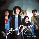 TEARDROPS - SUNNY DAYS <ULTIMATE EMI YEARS>