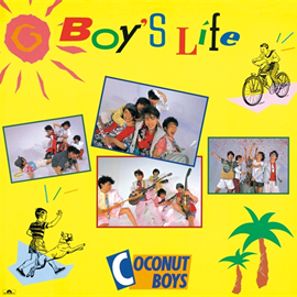 CoConut Boys - Boy's Life