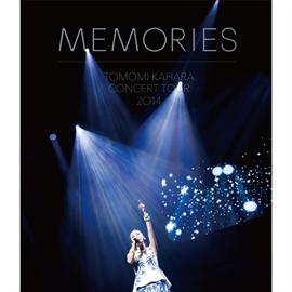 華原朋美 - TOMOMI KAHARA CONCERT TOUR 2014 ~MEMORIES~