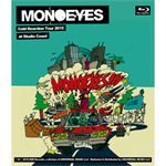 MONOEYES Cold Reaction Tour 2015 at Studio Coast