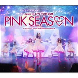 Apink - Apink 1st LIVE TOUR 2015 ~PINK SEASON~