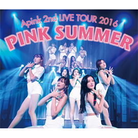 Apink - Apink 2nd LIVE TOUR 2016「PINK SUMMER」at 2016.7.10 Tokyo International Forum Hall A