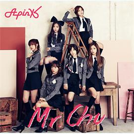 Apink - Mr. Chu (On Stage) ~Japanese Ver.~
