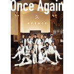 Apeace主演映画「Once Again」MUSIC Connecting Card付きパンフレット