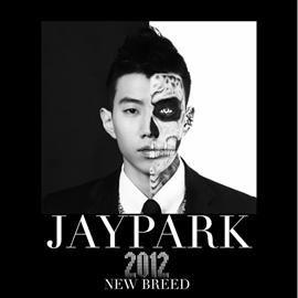 JAY PARK - NEW BREED ‐Japan Edition‐