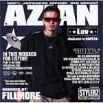 AZIAN LUV -Dedicated to RAPSTA- MIXXXED BY: FILLMORE