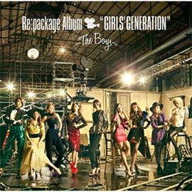 """少女時代 - Re:package Album """"GIRLS' GENERATION""""~The Boys~"""