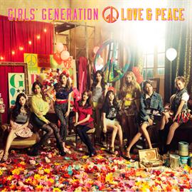 少女時代 - LOVE&PEACE